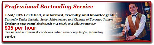 Garys Catering-Beverages-Image 09