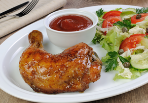 Gary's Catering-Chicken Dinner and Salad