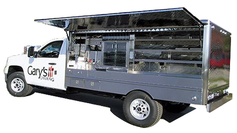 Gary's Catering Food Truck Image
