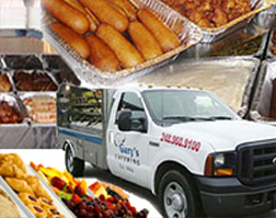 Mobile Catering Ingham County, MI