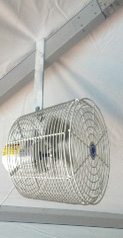 Pole Tent Fan Rental 01