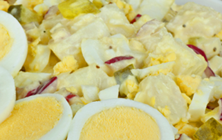 Potato Salad-Gradutation Party Catering