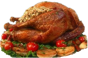 Stuffed Turkey-Gary's Catering