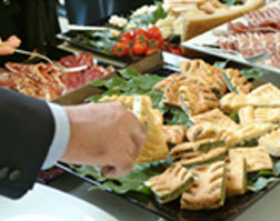Corporate Catering Genesee County, MI