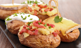 Garys Catering-Deluxe Baked Potato Bar