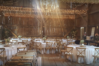 Gary's Catering - Vale Royal Barn and Inn